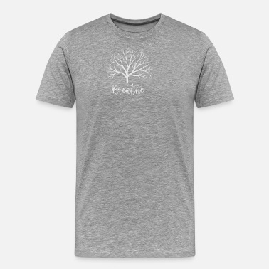 Breathe Lungs Breathe - Men's Premium T-Shirt