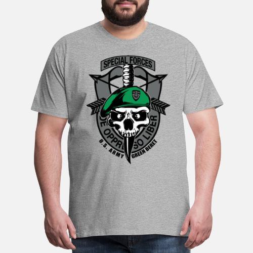 84822653c634d ... Green Beret Special Forces - Men s Premium T-Shirt. Do you want to edit  the design
