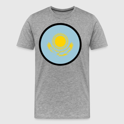 Under The Sign Of Kazakhstan - Men's Premium T-Shirt