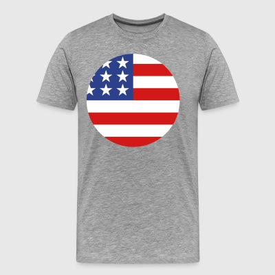 United States - Men's Premium T-Shirt