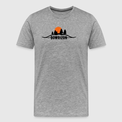 Bowrizon - Men's Premium T-Shirt