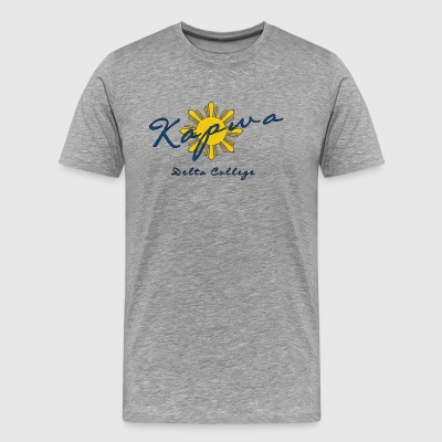 Kapwa Delta College - Men's Premium T-Shirt
