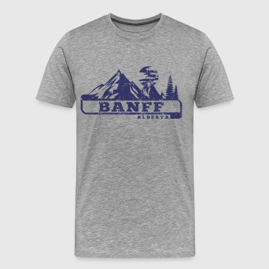 Banff - Men's Premium T-Shirt