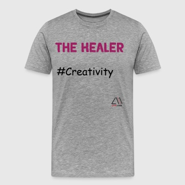 the healer - Men's Premium T-Shirt