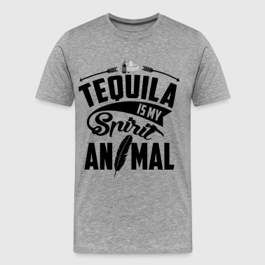 Tequila Spirit Animal - Men's Premium T-Shirt