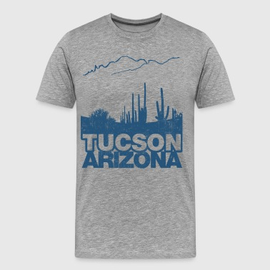 Tucson Arizona - Men's Premium T-Shirt