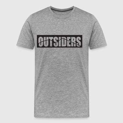 Outsiders 2 - Men's Premium T-Shirt
