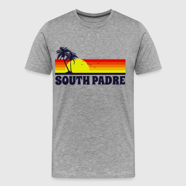 South Padre - Men's Premium T-Shirt