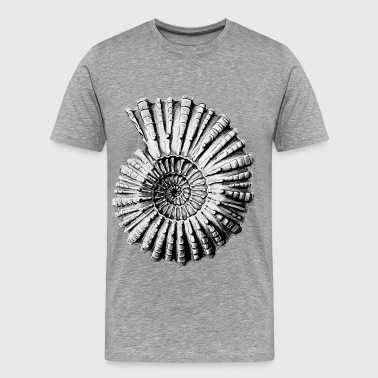 Ammonite - Men's Premium T-Shirt