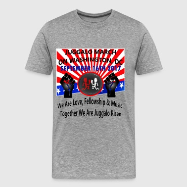 JUGGALO MARCH ON WASHINGTON, DC 9-16-2017 - Men's Premium T-Shirt