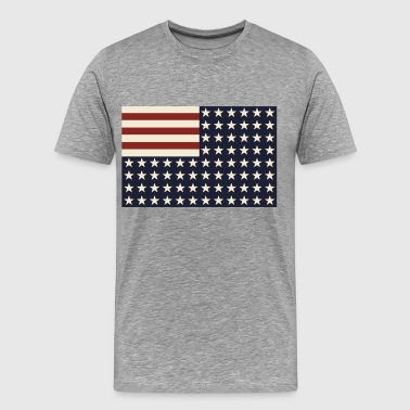 FAD3D FLAGG - Men's Premium T-Shirt