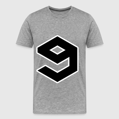 9gag fun - Men's Premium T-Shirt