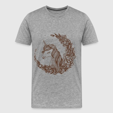 Unicorn - Unicorn - Men's Premium T-Shirt