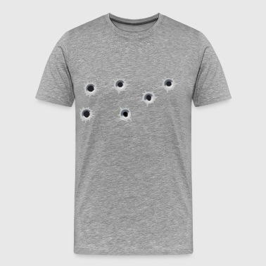 holes - Men's Premium T-Shirt