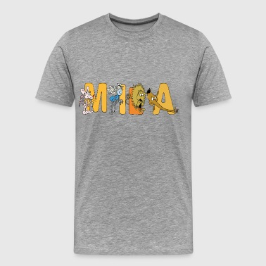 Mila - Men's Premium T-Shirt