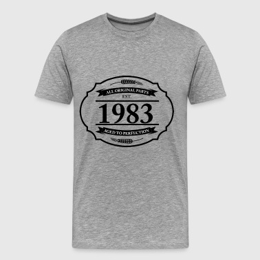All original Parts 1983 - Men's Premium T-Shirt