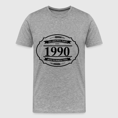 All original Parts 1990 - Men's Premium T-Shirt