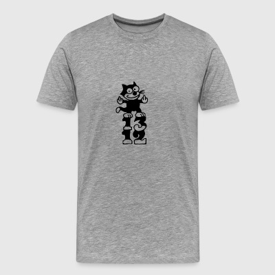 Ted 1312 - Men's Premium T-Shirt