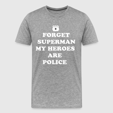 support police - Men's Premium T-Shirt