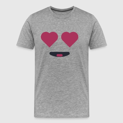 Smiley Face 8 - Men's Premium T-Shirt