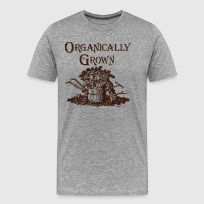 Organically Grown - Men's Premium T-Shirt