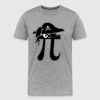 Pi-Rate - Men's Premium T-Shirt