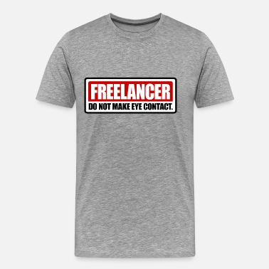 Freelancer Freelancer - Men's Premium T-Shirt