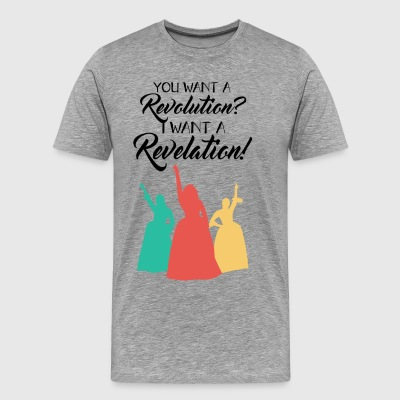 You want a Revolution? - Men's Premium T-Shirt