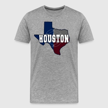 Houston, Texas - Men's Premium T-Shirt