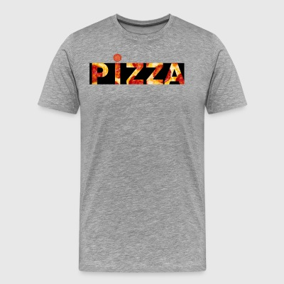 Pizza Shirt - Men's Premium T-Shirt