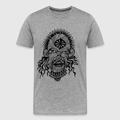 Free Spirit Design Free Love - Men's Premium T-Shirt