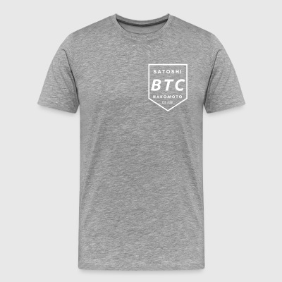 BTC Price - Men's Premium T-Shirt