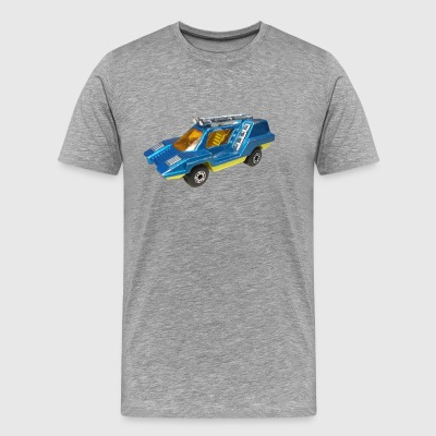 FUTURISTIC TOY VAN - Men's Premium T-Shirt