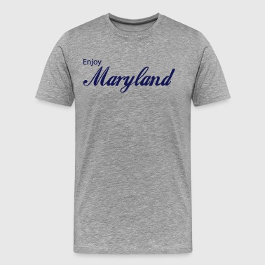 maryland - Men's Premium T-Shirt