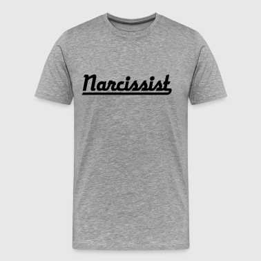 Narcissist - Men's Premium T-Shirt