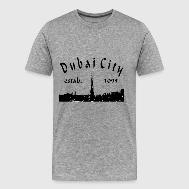 Dubai Design - Men's Premium T-Shirt