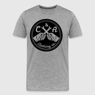 Caine and Able - Men's Premium T-Shirt