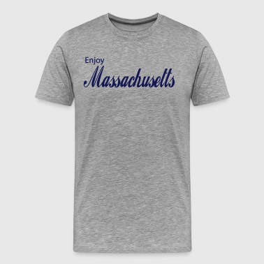 massachusetts - Men's Premium T-Shirt