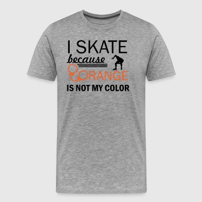 skate design - Men's Premium T-Shirt