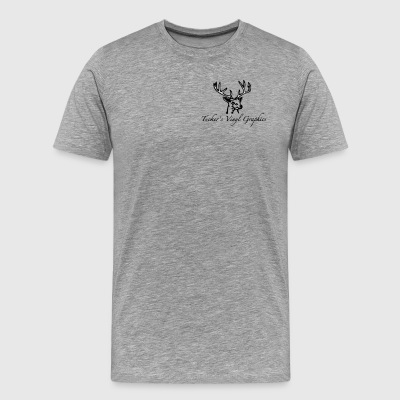 Tucker's Vinyl Graphics - Men's Premium T-Shirt