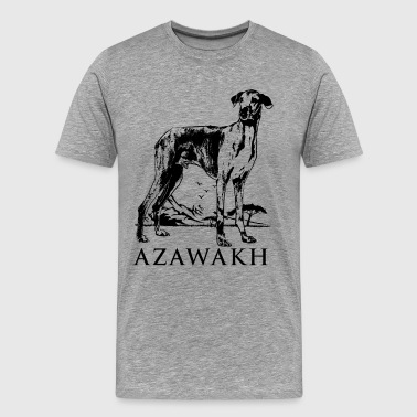 Azawakh Sighthound - Men's Premium T-Shirt