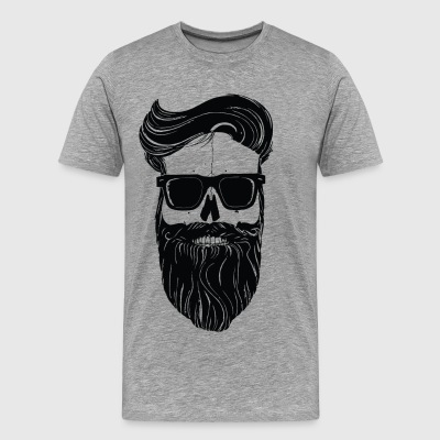 Best Beard Shirt | Funny Beard | Bearded - Men's Premium T-Shirt