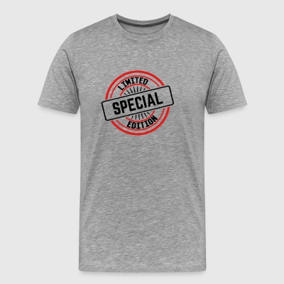 Limited Special Edition Logo T shirt - Men's Premium T-Shirt