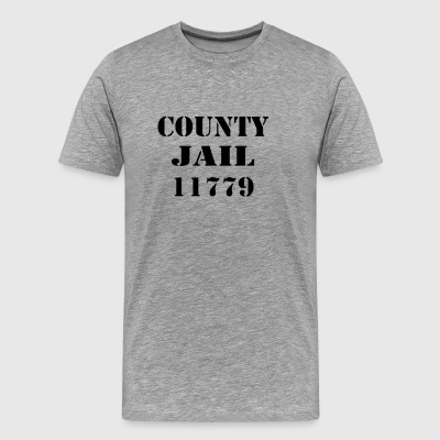 County Jail - Men's Premium T-Shirt