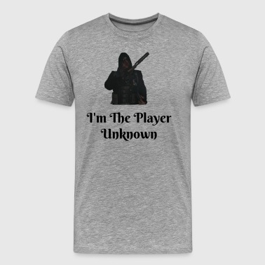 Player Unknown - Men's Premium T-Shirt