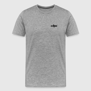 Eclipse Cursive - Men's Premium T-Shirt