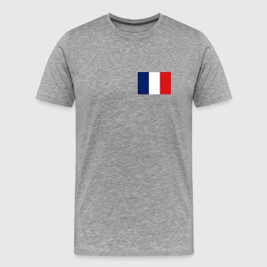 Reunion Flag - Men's Premium T-Shirt