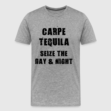 Carpe Tequila - Men's Premium T-Shirt