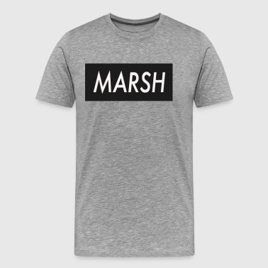 marsh apperal - Men's Premium T-Shirt
