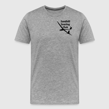 Sandhill Soaring Club - Men's Premium T-Shirt